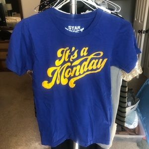 It's a Monday Graphic Tee XS